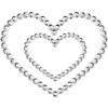 Mimi Heart - argento