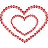 Mimi Heart - rosso