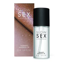 Olio per massaggio Slow Sex - Warming Massage Oil Bijoux Indiscrets