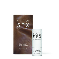 Profumo solido Slow Sex - Full Body Solid Perfume Bijoux Indiscrets
