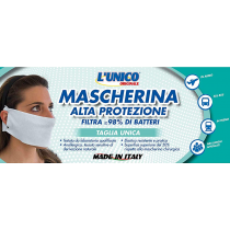 Mascherina Alta protezione - 14 pezzi