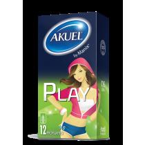 Akuel Play - preservativi classici 12 pezzi