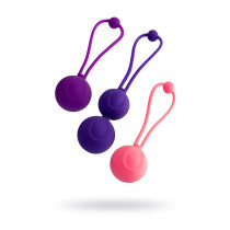 Set di 3 palline vaginali Bloom Toyfa