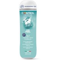 Lubrificante effetto freddo Control Ice Feel - gel 3in1 200ml