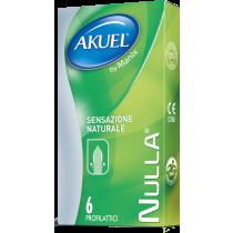 Akue Nulla - presrevativi sottili 6 pezzi