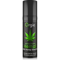 Gel Stimolante Intense Orgasm Hemp Orgie