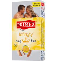 Preservativi ultra sottili XL Infinyty - King Size Primex