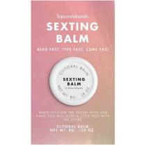 Balsamo stimolante per clitoride Sexting Balm - Clitherapy Balm Bijoux Indiscrets
