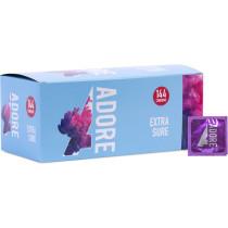 Adore Extra Sure - preservativi resistenti 144 pezzi