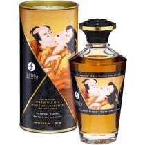 Olio da massaggio edibile Shunga Aphrodisiac Oil - Caramel