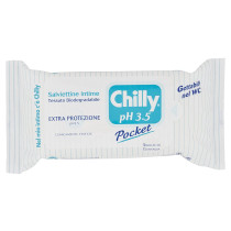 Salviettine intime Chilly ph 3,5 Pocket