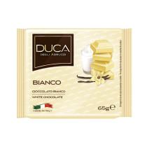 Duca degli Abruzzi Tavoletta cioccolato bianco 15 pezzi x 75 gr