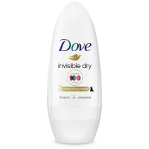 Deodorante Dove Deo Roll-On Invisible Dry - 50ml