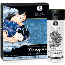 Gel ritardante Dragon Virility Sensitive Cream Shunga