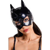 Maschera bondage da gatto Ann Catmask Glossy
