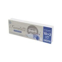 Fazzolettini Tenderly - 12 pacchetti da 9 fazzoletti