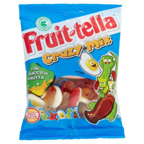 Fruittella Crazy Mix, caramelle gommose a tutti i gusti