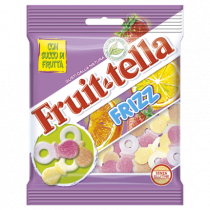 Fruittella Frizz, caramelle frizzanti