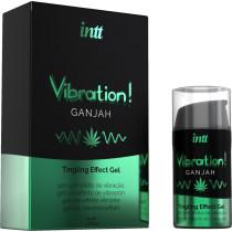 Gel stimolante Liquid Vibrator Vibration! - Ganjah Intt