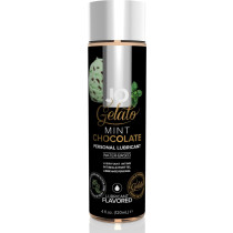 Lubrificante al cioccolato System JO Gelato Mint Chocolate Water-Based