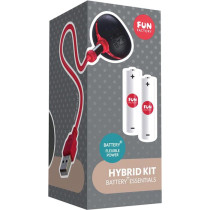 Kit con pile e caricatore Hybrid Kit Fun Factory