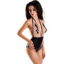 Body elegante in similpelle Glossy Kiara