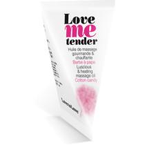 Olio da massaggio edibile Love Me Tender Zucchero filato Love to Love