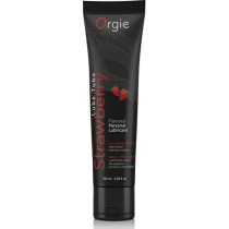 Lubrificante alla fragola Lube Tube Strawberry Orgie