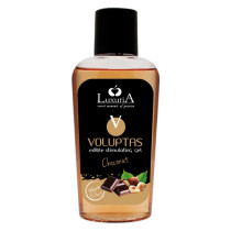 Luxuria Voluptas Choconut - gel stimolante al cioccolato e nocciole 100ml