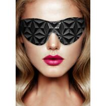 Mascherina Luxury Eye Mask - Nero Ouch