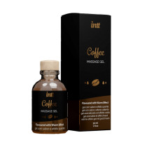 Gel per massaggio riscaldante Massage Gel - Coffee Intt
