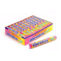 Mentos Fruit - box 20 pezzi caramelle alla frutta