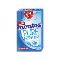 Mentos Pure Fresh, una bomba di freschezza