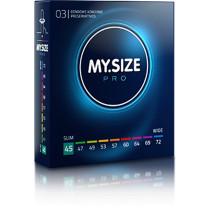 MY.SIZE preservativi 45mm - 3 pezzi