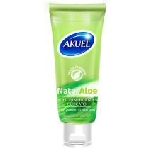 Lubrificante Akuel Aloe Vera Naturaloe 80ml