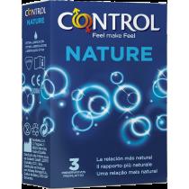 Control Nature - 3 pezzi tabacchi