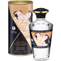 Shunga Aphrodisiac Oil Vanilla - olio da massaggio edibile