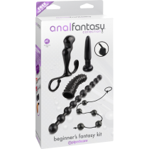 Kit anale Beginner's Fantasy Kit Anal Fantasy