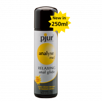 Pjur Analyse Me lubrificante anale a base siliconica 250ml