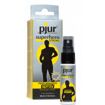 Pjur Superhero Strong - spray ritardante per lui