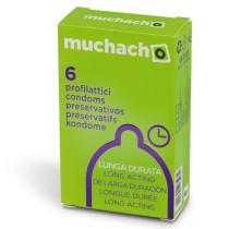 Muchacho Long Acting - preservativi ritardanti 6 pezzi