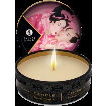 Shunga Candela da Massaggio - Aphrodisia alle Rose
