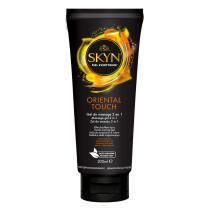Gel per massaggio lubrificante Skyn Oriental Touch 80ml 2in1
