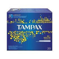 Tampax Regular - 20pz