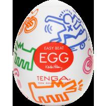 Egg Keith Haring - Street
