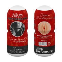 Masturbatore uomo a lattina The Real Deal - vagina Alive
