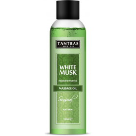 Tantras Love Oil White Musk - 125ml