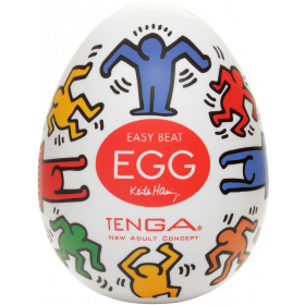 Egg Keith Haring - Dance