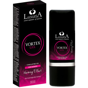 Vortex Gel Warm Effect - 30ml
