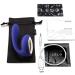 Lelo Tara - vibratore stimolatore di coppia blu
